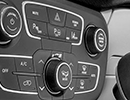 climate control system Jeep